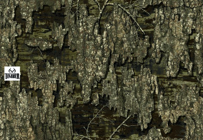 new realtree timber pattern