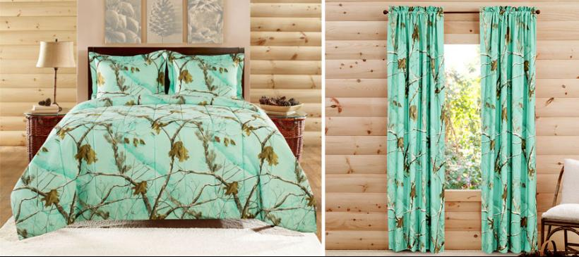 Camo Room Décor For Edgy Outdoors Appeal 1888 Mills Realtree B2B