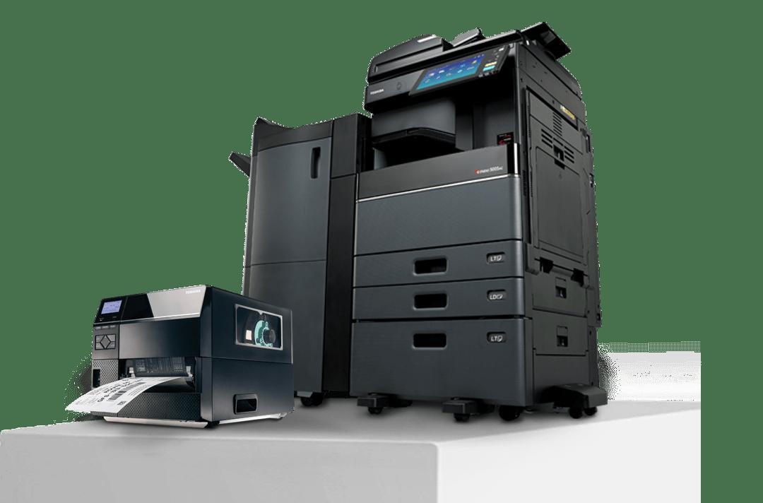 Toshiba MFPs, Printers, Document Solutions, Digital Signage