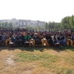 حفل انتصارات الحشد الشعبي وقواتنا الامنية لدحر الارهاب