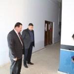 حملة صيانة بنايات كلية الادارة والاقتصاد