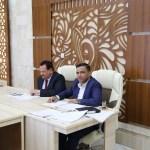 الجلسة الحادية عشر لمجلس كلية الادارة والاقتصاد- جامعة كربلاء