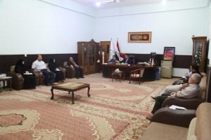 Read more about the article الجلسة الثانية لمجلس كلية الادارة والاقتصاد جامعة كربلاء للعام الدراسي ٢٠١٩/٢٠٢٠