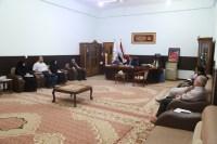 الجلسة الثانية لمجلس كلية الادارة والاقتصاد جامعة كربلاء للعام الدراسي ٢٠١٩/٢٠٢٠