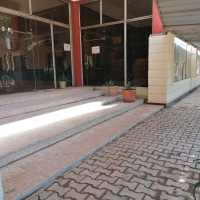 حملة تعقيم وتنظيف بنايات الكلية