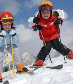 лыжи напрокат