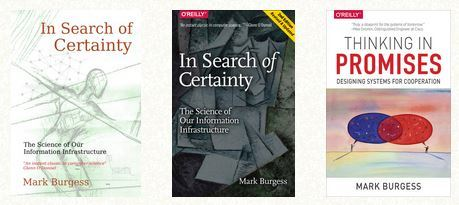 Mark Burgess Books