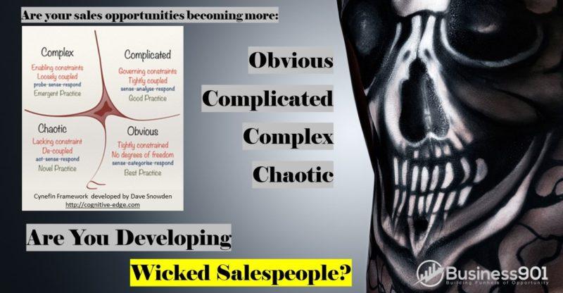 Wicker Salespeople