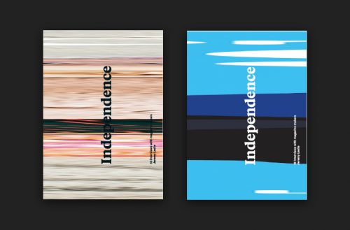 Independence: Interview with 12 Magazine Makers- Graphic Design Books
