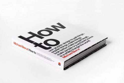 Michael Bierut How To-Design books