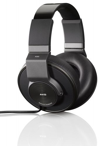 The AKG K550- headphones