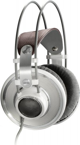The AKG K701- Open Back Headphones