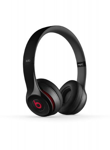 The Beats Solo 2- headphones