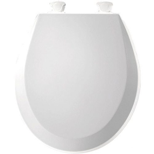 The Bemis Round Closed Front Toilet Seats