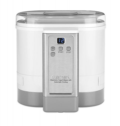 The CYM-100 Yogurt Maker by Cuisinart- yogurt makers