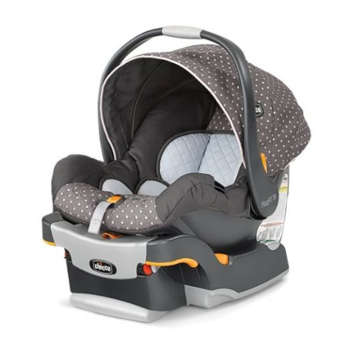 The Chicco Keyfit- baby car seats