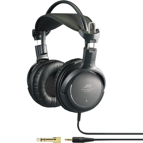 The JVC HARX900- headphones