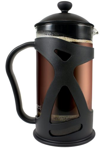 The KONA French Coffee & Tea Press- french press coffee makers