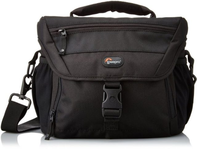 The Lowepro Nova 180 AW DSLR Shoulder Camera Bags
