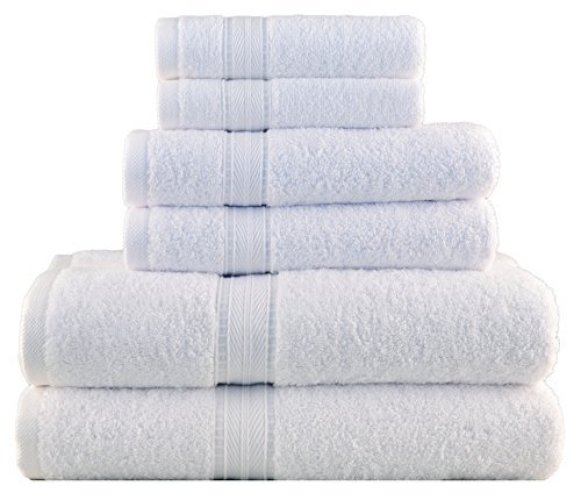 The Lunasidus Bergamo Luxury Bath Towel