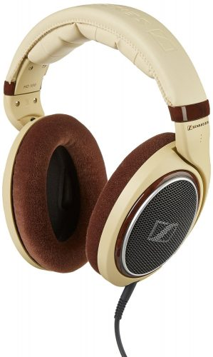 The Sennheiser HD 598- headphones