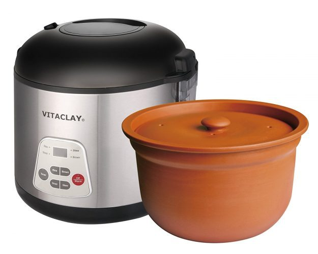 The VF7700-6 VitaClay Rice Cooker - Rice Cooker