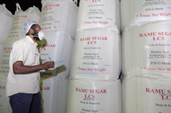 Most sugar produced in PNG is for domestic consumption. Credit: NBPOL