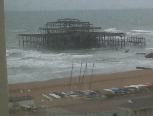 Stormy Times for Chief Executives in Brighton