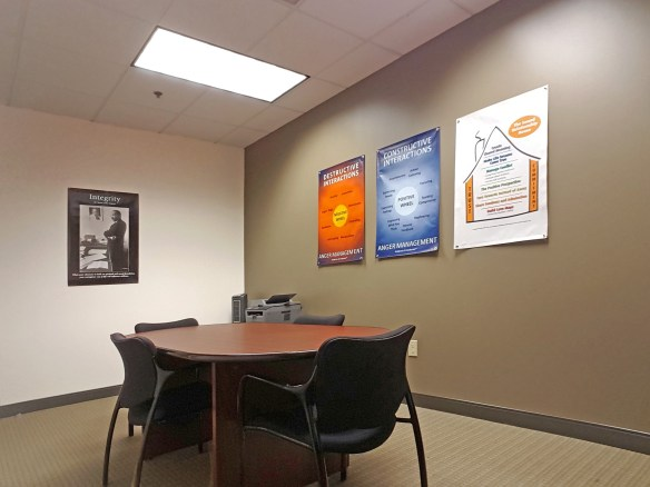 Office Business Anger Management Services