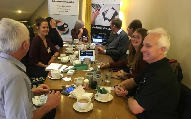 Breakfast Networking Fresh Basil - 2nd November 2016