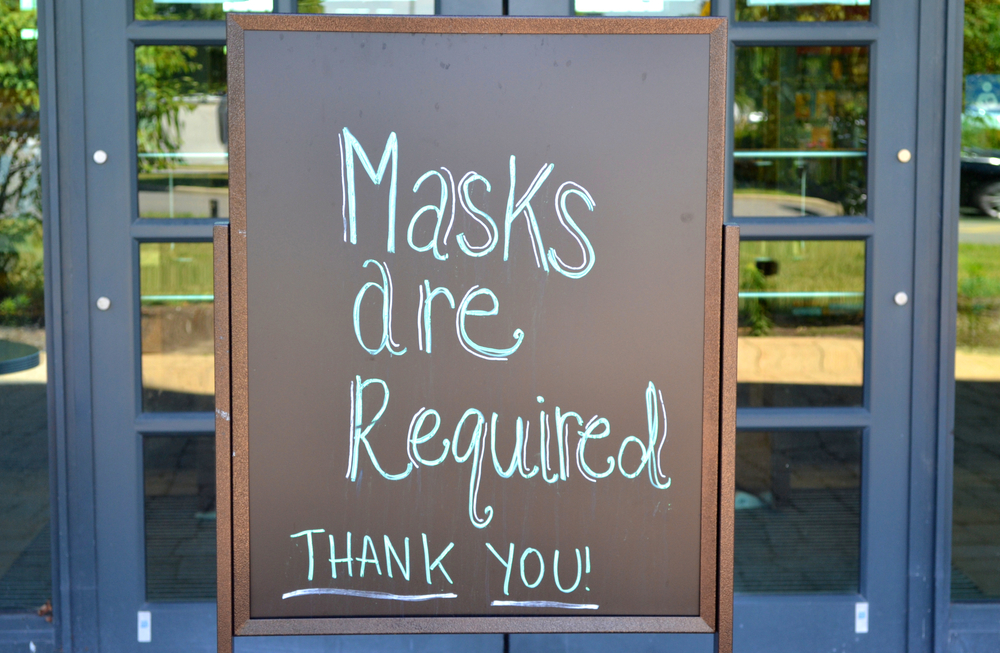 Businesses Are Within Their Rights When Requiring Customers to Wear Masks