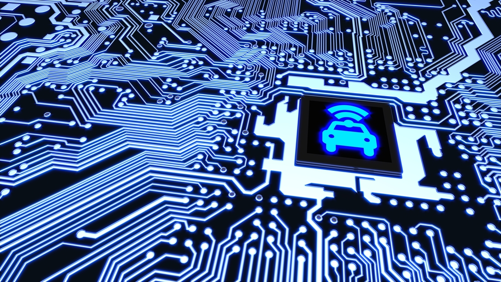 Computer Chip Shortage Leaves Car Lots Empty