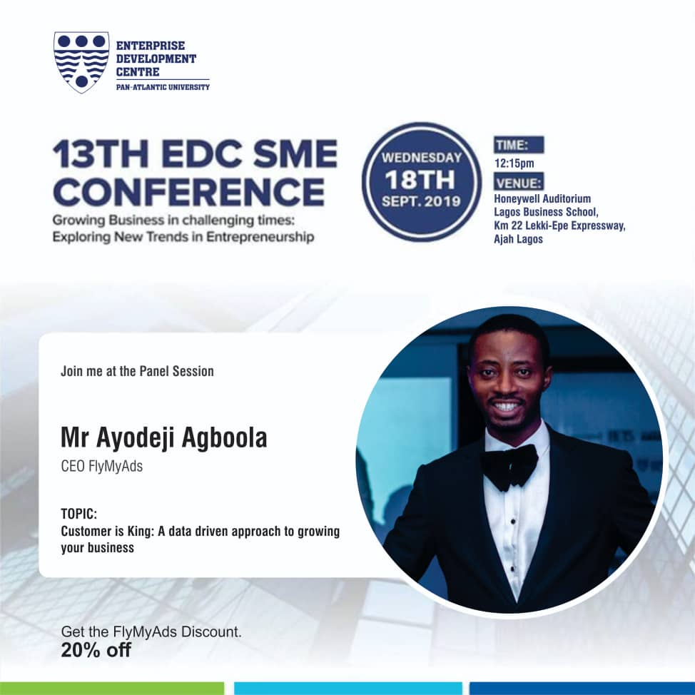 EDC SME Conference Ayodeji Agboola