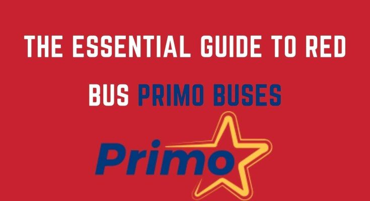 Red Bus Primo Buses