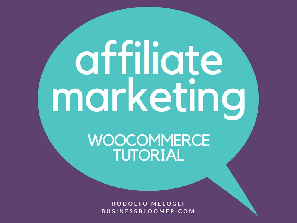 WooCommerce: How to Run an Affiliate / Referral Program?