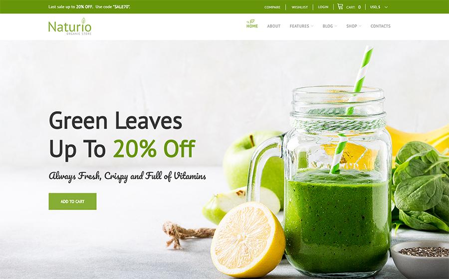 15 Best Food & Restaurant WooCommerce Themes