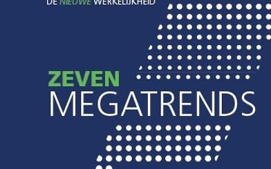 Cover boek Zeven Megatrends