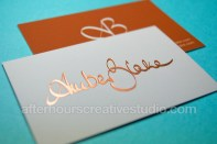velvet-laminated-rose-gold-foil-business-card