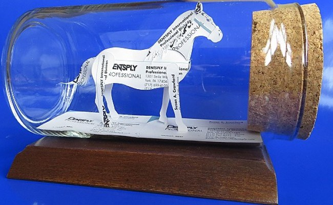 Gifts For Horse Lovers Horse Sculpture Under Glass