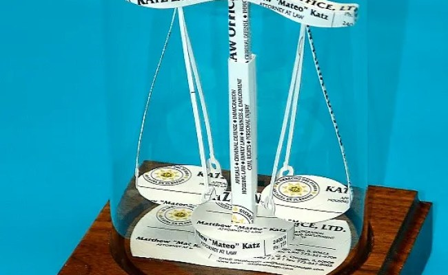 Personalized Lawyer Gifts