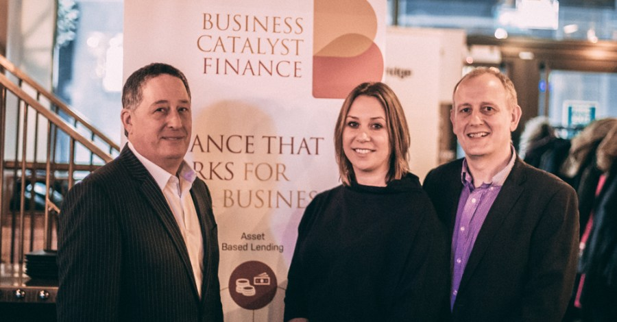In the news: Business Catalyst Finance