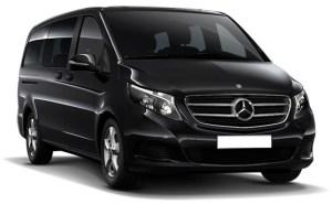 Business VAN - Mercedes V Class