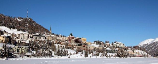 Transfer to St Moritz