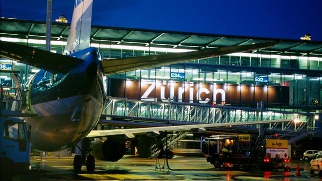 transfer zum Zürich flughafen