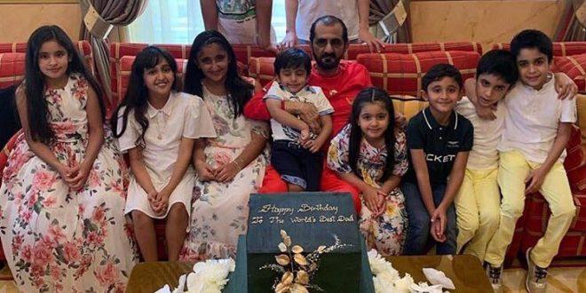 أول ظهور لحاكم دبي منذ هروب زوجته الأميرة هيا Business