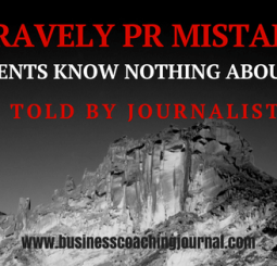 5 Gravely PR Mistakes Clients Know Nothing About, as Told by Journalists