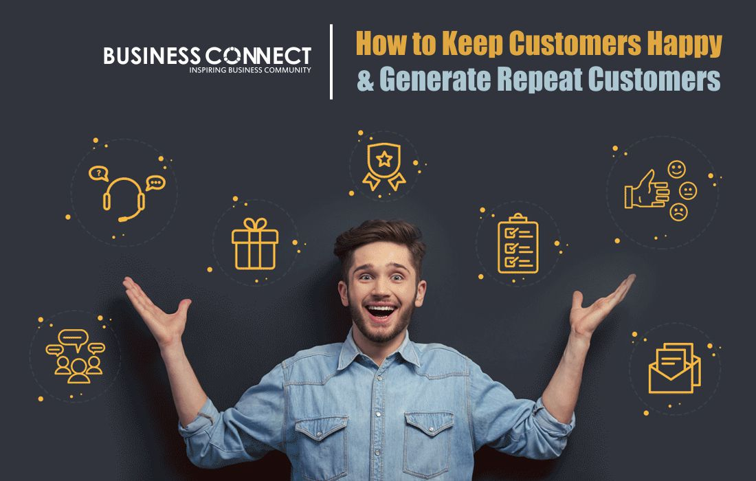 How to Keep The Customers?