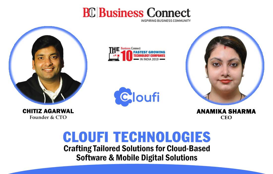 Cloufi Technologies - Business Connect