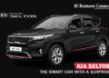 Kia seltos- Business Connect
