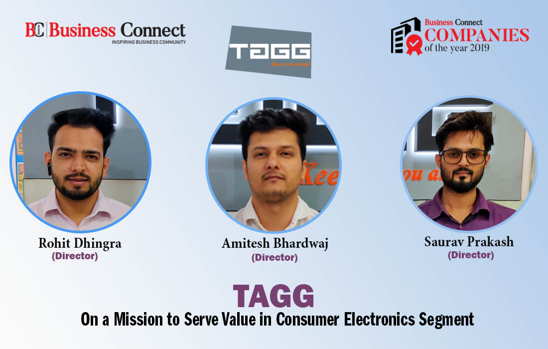 TAGG - Business Connect Magazine